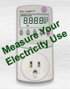 Measure Your Electricity Use!